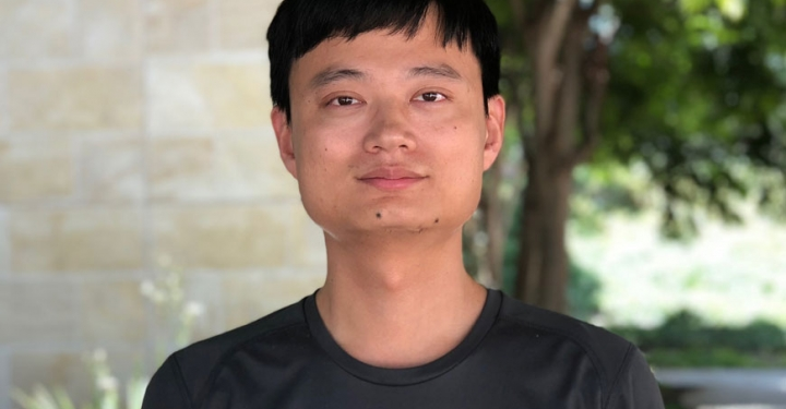 Headshot of Yingjun Zhao, research assistant professor at SBP