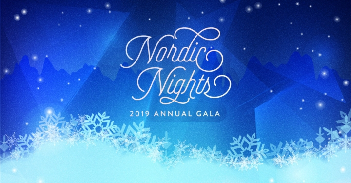 nordic nights gala graphic