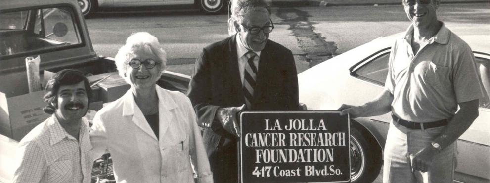 Lillian and Bill Fishman with Jose Luis Millan
