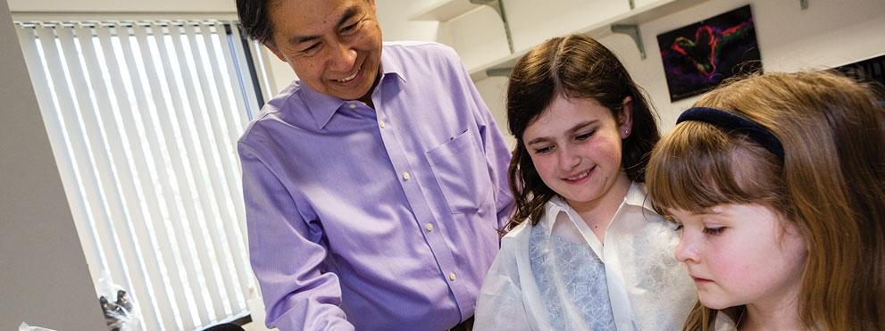 Sanford Children's Health Research Center