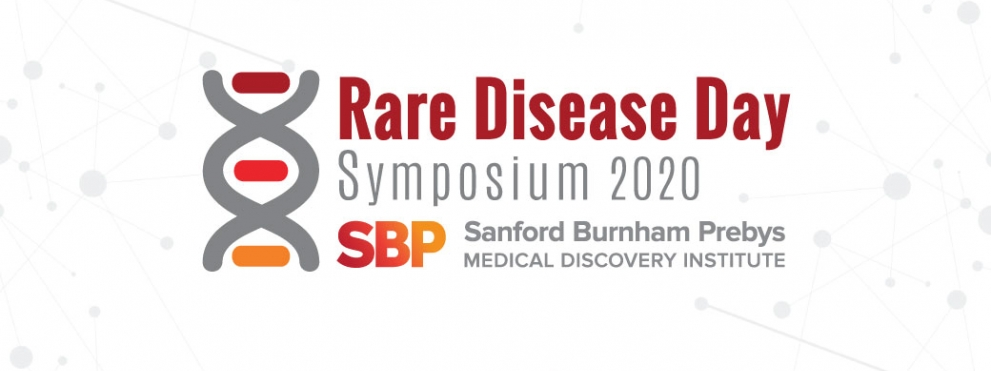 rare disease day symposium logo