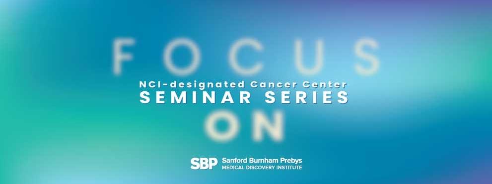 Focus On seminar series graphic