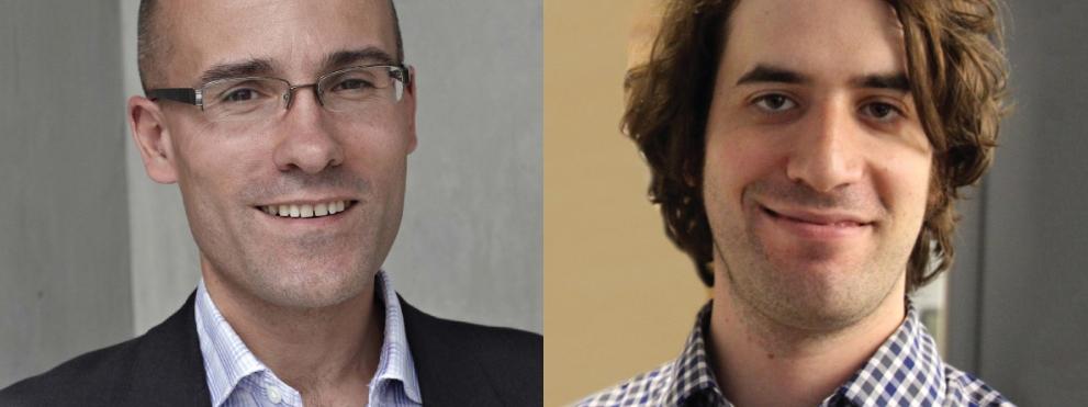 Charles Swanton, Ph.D. and Michael Hoffman, Ph.D.