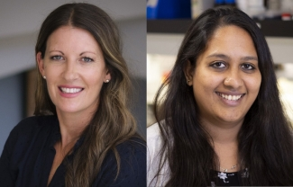 Brooke Emerling, Ph.D. and Archna Ravi, Ph.D.