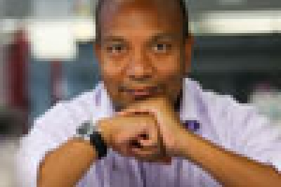 Sumit Chanda, Ph.D., director and professor of Sanford Burnham Prebys' Immunity and Pathogenesis Program and senior author of the bioRxiv study that identifies potential near-term COVID-19 treatments.